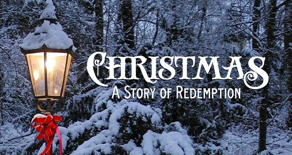 Christmas: A Story of Redemption #3 Present